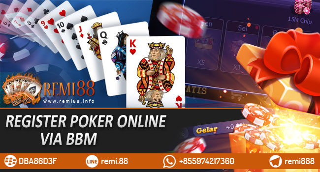 register-poker-online-via-bbm