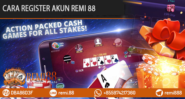 Cara-Register-Akun-Remi-88