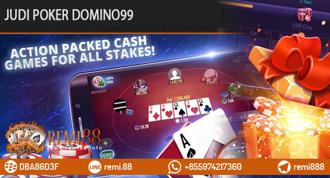 Judi-Poker-Domino99